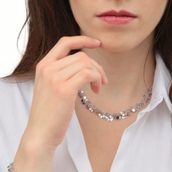 Collier Argent Pampilles Come out and Play