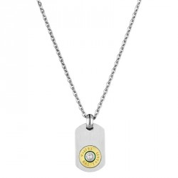 Bullet and Steel Necklace PM - Bang Bang