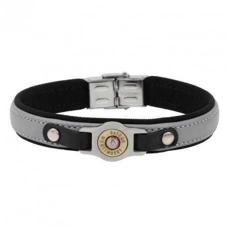 Leather and Bullet Bracelet - Bang Bang
