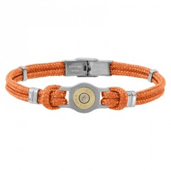 Leather and Cord Bracelet - Bang Bang