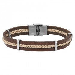 LEATHER BRACELET OSCAR