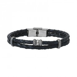 LEATHER BRACELET JIM