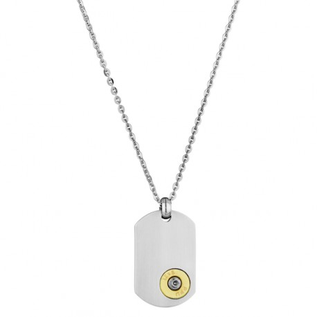 Collier acier GM Bang Bang