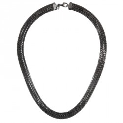 Collier Argent Chaine Fantaisie Unchained Melody