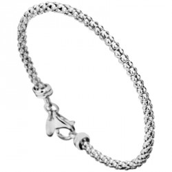 Bracelet Argent Chaine Popcorn Unchained Melody