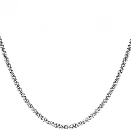 Collier Argent Chaine Popcorn Unchained Melody