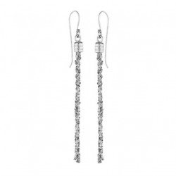 Romy Silver Earrings Festival