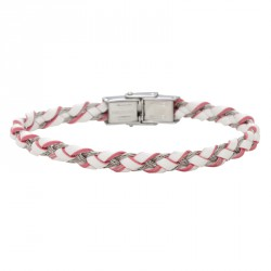 Cable steel and braided leather Everyday