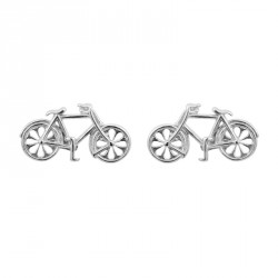 Bike Silver Stud Play